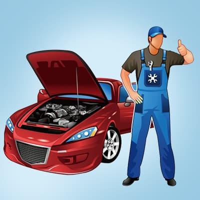 ميكانيكي السيارات المتنقل