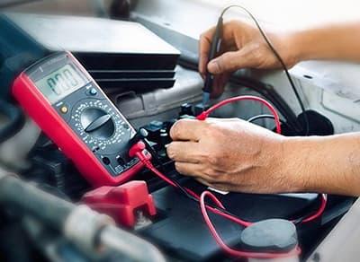 أعطال كهرباء سيارات